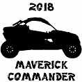 CAN-AM MAVERICK COMMANDER SSV UTV