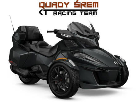 Can-Am Spyder RT LTD 1330 ACE SE6 Asphalt Grey Metallic (Dark)
