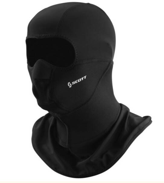 MASKA SCOTT BALACLAVA BLACK ROZ. XL
