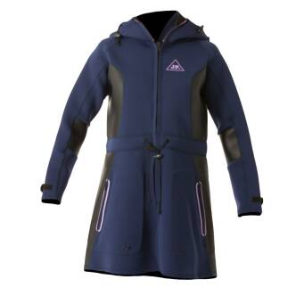 KURTKA NEOPREN ALLURE 2MM TOUR COAT NAVY/PINK L