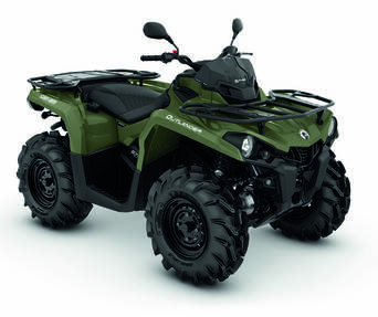 Can-Am Outlander 570 PRO T 2020