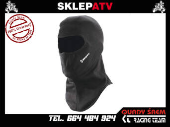 MASKA SCOTT OPEN BALACLAVA black M 236948