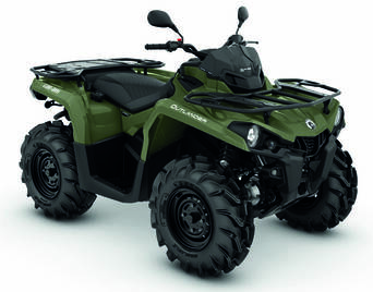 Can-Am Outlander 450 PRO T 2020