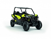 Can-Am Maverick Trail 1000 DPS Sunburst Yellow