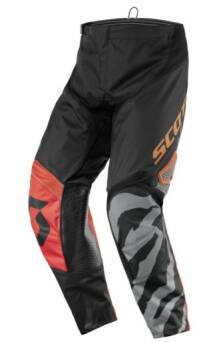 SPODNIE SCOTT 350 RACE BLACK/ORANGE ROZ 42