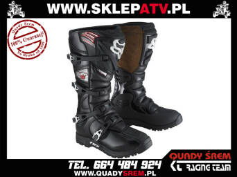 BUTY FOX COMP 5 BLACK 8 41 (wkładka 270 mm)