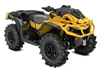 Can-Am Outlander 1000R X MR Visco-4lock 2021