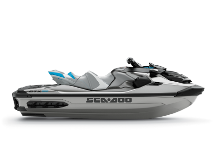 SEA-DOO GTX LIMITED 300 Liquid Grey Metallic & Beach Blue