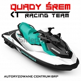 SEA-DOO GTS 90 RENTAL White-Reef Blue