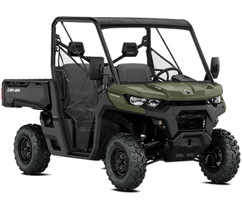Can-Am Traxter HD5 Green T 2020