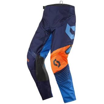 SPODNIE SCOTT 350 TRACK BLUE/ORANGE ROZ 32
