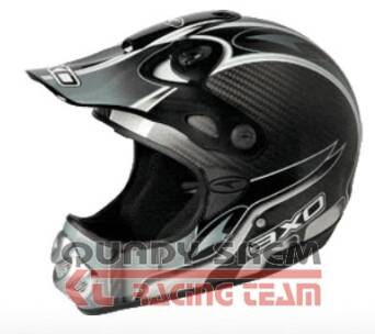 KASK AXO MM CARBON EVO black/grey/white L WYPRZEDA