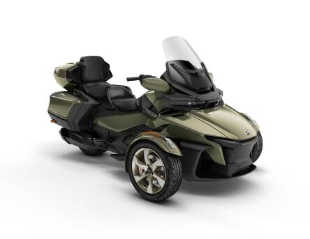 Can-Am Spyder RT SEA-TO-SKY 1330 ACE Highland Green 2021