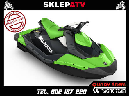 SEA-DOO SPARK 900 HO ACE 2-UP iBR