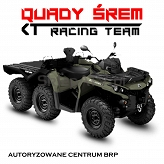 Can-Am Outlander 6x6 650 DPS Homologacja T3