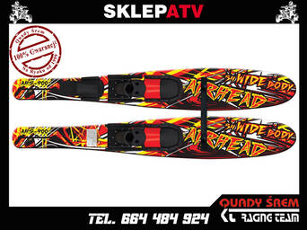 NARTY WODNE AIRHEAD WIDE BODY Skis AHS-900
