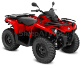 Can-Am Outlander 450 STD T 2020