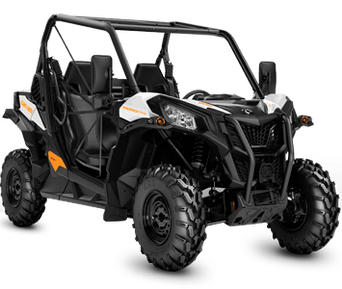 Can-Am Maverick Trail 800 White T 2020