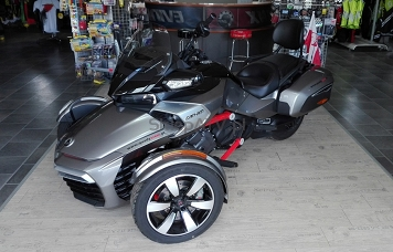 -25%! Can-Am Spyder F3 SE6 T