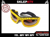 GOGLE BRP CAN-AM SEADOO RIDING yellow 4474620010