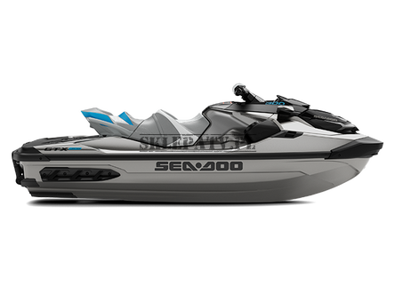 Sea-doo GTX LIMITED 300 SS Liquid grey Metallic 2020
