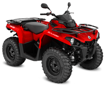 Can-Am Outlander 450 STD T