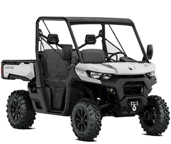 Can-Am Traxter HD10 PRO Hyper Silver T 2020