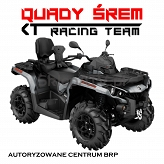 Can-Am Outlander MAX 1000 PRO Homologacja T3