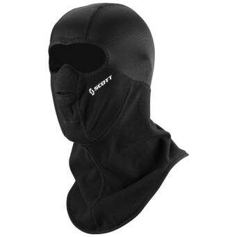 MASKA SCOTT BALACLAVA BLACK