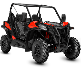 Can-Am Maverick Trail DPS 800 Black-Can-Am-Red T 2020