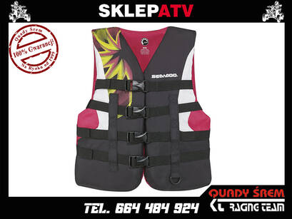 KAMIZELKA SEA-DOO MOTION LADY 2858810936 Pink L