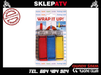 ORGANIZER PAS Z RZEPEM WRAP IT UP AIRHEAD WR-123