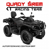 Can-Am Outlander MAX 1000 XT-P Homologacja T3B ABS
