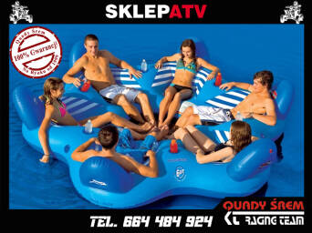 LEŻAK SPORTSSTUFF POOL N' BEACH 6up LOUNGE 54-1985