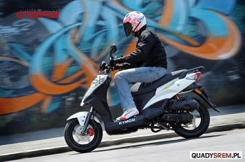KYMCO AGILITY RS 50 2T NAKED 2017