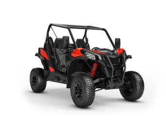 Can-Am Maverick Sport 1000R DPS T Black-Can-Am Red