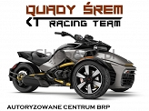 Can-Am Spyder F3 SE6 S Pure Magnesium