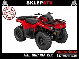 Can-Am Outlander 450 STD Homologacja L7e
