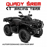 Can-Am Outlander 1000 XT-P Homologacja T3B ABS