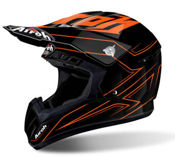 KASK AIROH SWITCH SPACER ORANGE GLOSS XL SW_SP32_X