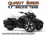 Can-Am Spyder F3 SE6 T Monolith Black