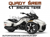 Can-Am Spyder F3 SE6 T Pearl White