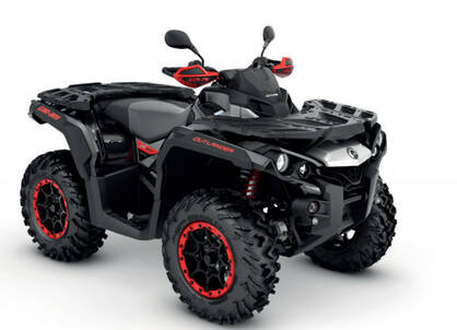 Can-Am Outlander 1000 X XC T 2021
