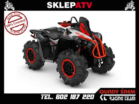 Can-Am Renegade 1000 R X-MR
