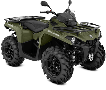 Can-Am Outlander 450 PRO+ T 2020
