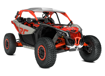 Can-Am Maverick X RC Turbo RR 2021