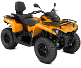 Can-Am Outlander MAX 570 DPS T