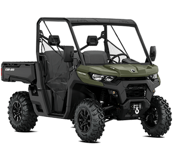 Can-Am Traxter HD8 PRO Green T 2020