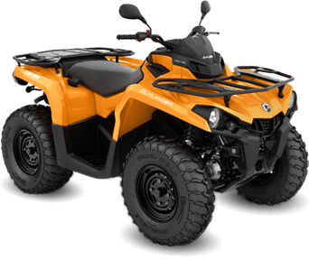 Can-Am Outlander 450 DPS T 2020