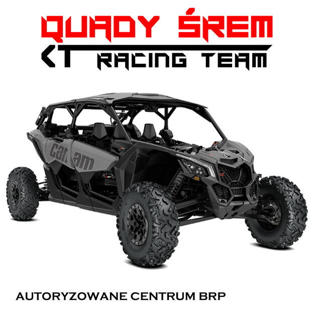 Can-Am Maverick X3 Turbo R X RS MAX